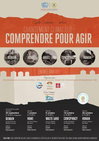 Cinema-Changement climatique: comprendre pour agir-CoP22